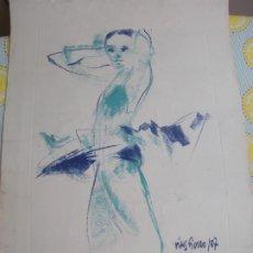 Arte: VIVES FIERRO. Lote 217994932