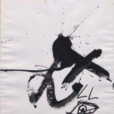 Arte: SERIGRAFIA DE ANTONI TAPIES. Lote 218772850