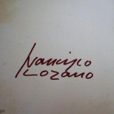 Arte: CARPETA DE MARINAS DE FRANCISCO LOZANO. GARCÍA EDITORS,. Lote 221876160