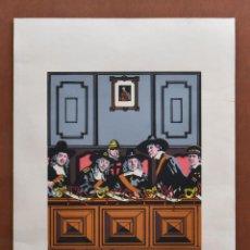 Arte: EQUIPO CRÓNICA. EL TRIBUNAL DE BURGOS. Lote 224346628