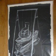 Arte: SERIGRAFÍA DE ALEXIS LEYVA KCHO (CUBA 1970). Lote 227963505