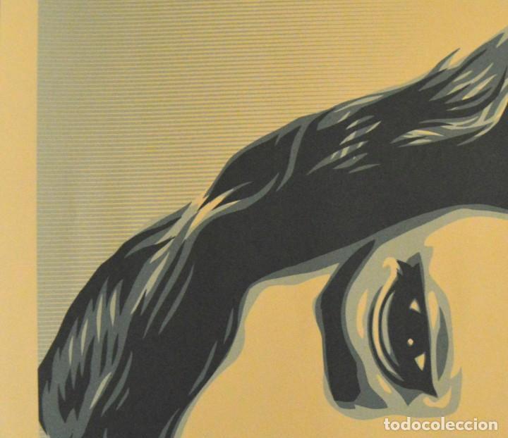 Arte: OBEY - SHEPARD FAIREY - WE THE PEOPLE - 3 SERIGRAFÍAS ORIGINALES - SERIE COMPLETA - Foto 10 - 228357455