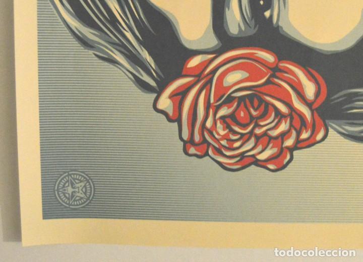 Arte: OBEY - SHEPARD FAIREY - WE THE PEOPLE - 3 SERIGRAFÍAS ORIGINALES - SERIE COMPLETA - Foto 11 - 228357455