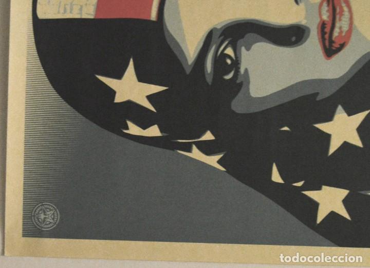 Arte: OBEY - SHEPARD FAIREY - WE THE PEOPLE - 3 SERIGRAFÍAS ORIGINALES - SERIE COMPLETA - Foto 17 - 228357455