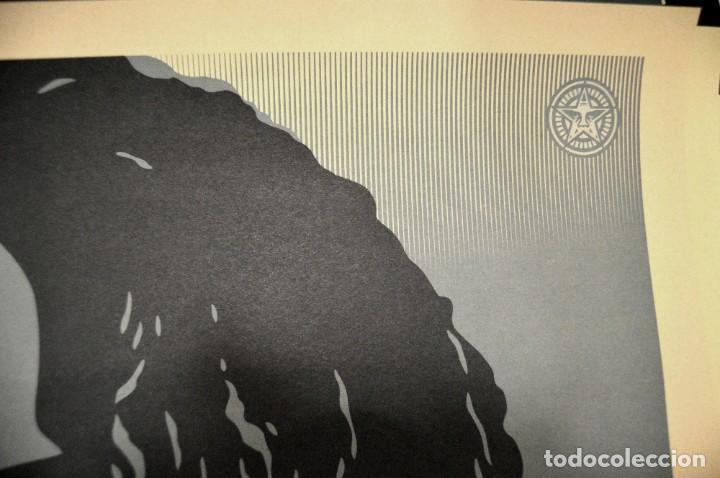 Arte: OBEY - SHEPARD FAIREY - WE THE PEOPLE - 3 SERIGRAFÍAS ORIGINALES - SERIE COMPLETA - Foto 25 - 228357455