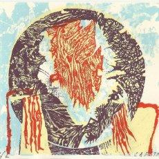 Arte: RAUL CAPITANI. PARIS 1989-1995. FIRMADO Y NUMERADO III/L. MUSEU MONJO. VILASSAR DE MAR. 1996.. Lote 230886365