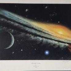 Arte: DISTANT SUNS POR PAMELA LEE ILUSTRADORA. Lote 231362380
