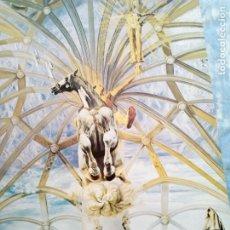Art: SANTIAGO EL GRANDE- OBRA DE SALVADOR DALI- SERIGRAFIA GRAN FORMATO 2004.. Lote 232126870