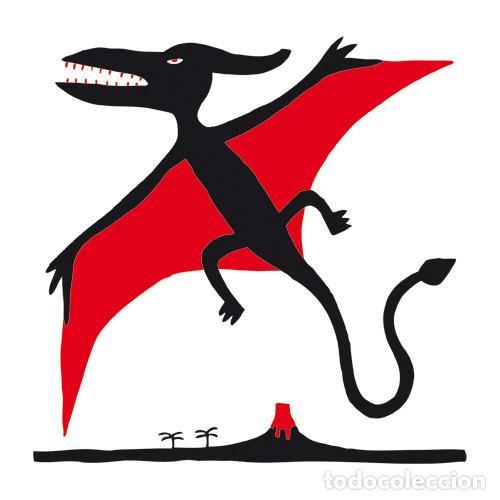 Arte: Mauro Entrialgo Dinoaurios. Carpeta compuesta por 6 serigrafíasm Nº 69 - Foto 5 - 234907190