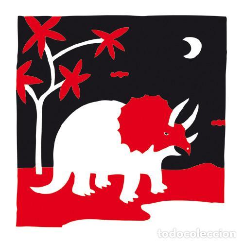 Arte: Mauro Entrialgo Dinoaurios. Carpeta compuesta por 6 serigrafíasm Nº 69 - Foto 6 - 234907190