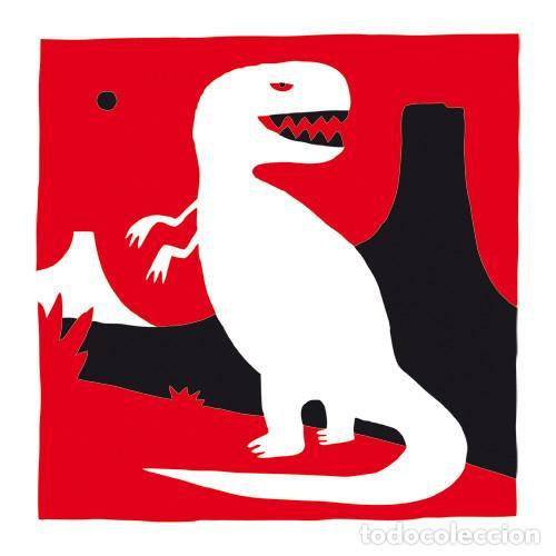 Arte: Mauro Entrialgo Dinoaurios. Carpeta compuesta por 6 serigrafíasm Nº 69 - Foto 7 - 234907190