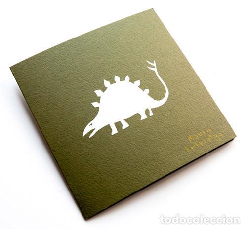 Arte: Mauro Entrialgo Dinoaurios. Carpeta compuesta por 6 serigrafíasm Nº 69 - Foto 9 - 234907190