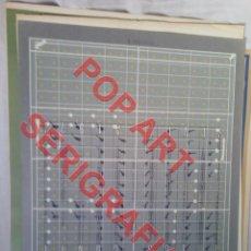 Art: POP ART DE LOS 70 SIERRA SERIGRAFIA NUMERADA Y FIRMADA A GRAFITO 660X500 MM C6. Lote 237861330