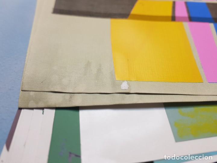 Arte: Serigrafía obras Firmadas y Retocadas a Mano por autor lote 91 algunas certificadas - Foto 5 - 241402310