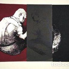 Arte: JOSÉ LUIS ALEXANCO, PRIMERA ÉPOCA, 1965. SERIADO 3/15 Y FIRMADO A LÁPIZ.. Lote 245107985