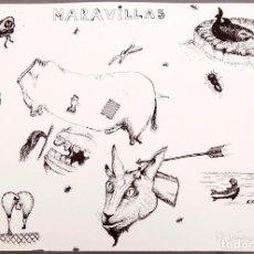 Arte: RAFAEL PEREZ MIGUEZ- 1973 - ELECTROGRAFÍA. Lote 245620345