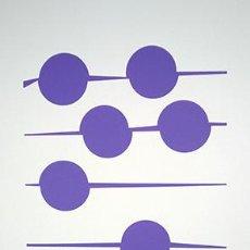 Arte: MANUEL CALVO (OVIEDO 1934 - MADRID 2018) – SERIGRAFÍA NUMERADA 12/50 Y FIRMADA, 1963. Lote 247000730