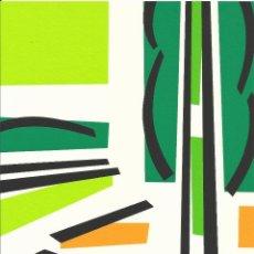Arte: ROSA TORRES. SERIGRAFÍA VI. FIRMADA A MANO. NUMERADA A MANO 104/125. 25X18 CM. 2002. BUEN ESTADO.. Lote 252822550