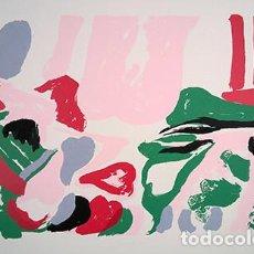 Art: ANTONIO SUÁREZ (GIJÓN 1923 – MADRID 2013) FIRMA A LÁPIZ. Lote 253479155