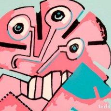 Art: LUIS GORDILLO - SERIGRAFÍA - 1971. Lote 267902669