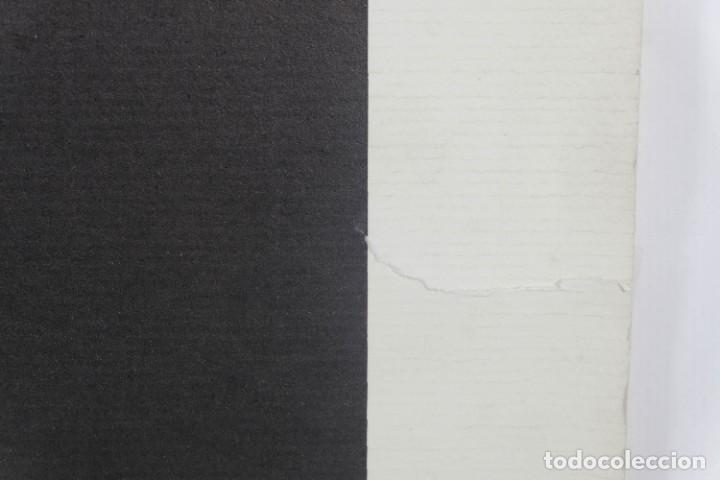 Arte: Serigrafía Comes Blues. La ultima edición. 1000 editions. - Foto 10 - 269748408