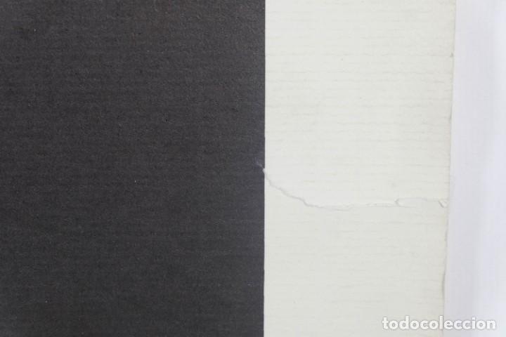 Arte: Serigrafía Comes Blues. La ultima edición. 1000 editions. - Foto 11 - 269748408