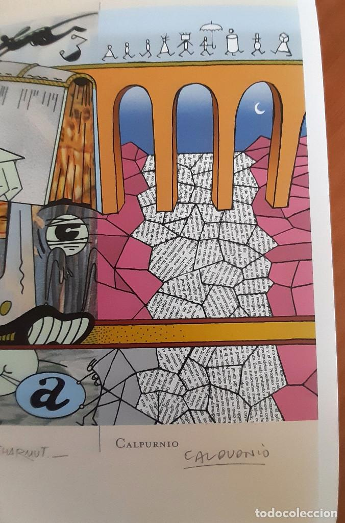 Arte: LLIG FA VINT ANYS - MICHARMUT, SENTO LLOBELL, CALPURNIO...- PERFECTO ESTADO - Foto 6 - 275137118