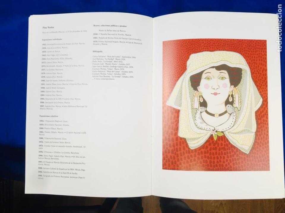 Arte: 5 serigrafias EXPOSICION RECORDANDO A PARRAGA 1999 muñoz barberan, pina nortes avellaneda hernansaez - Foto 2 - 276632263