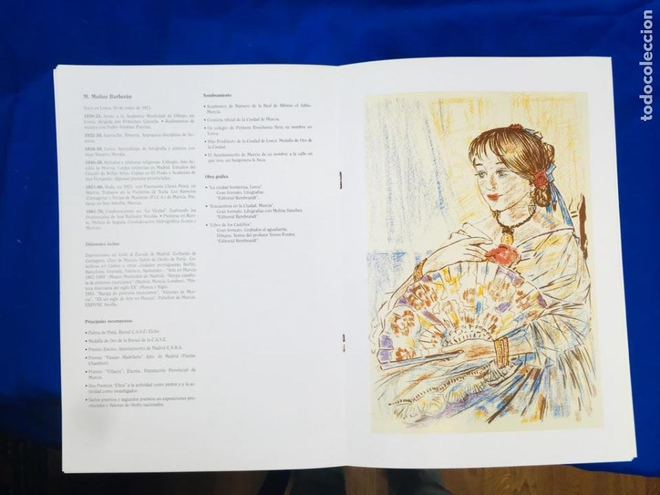 Arte: 5 serigrafias EXPOSICION RECORDANDO A PARRAGA 1999 muñoz barberan, pina nortes avellaneda hernansaez - Foto 3 - 276632263