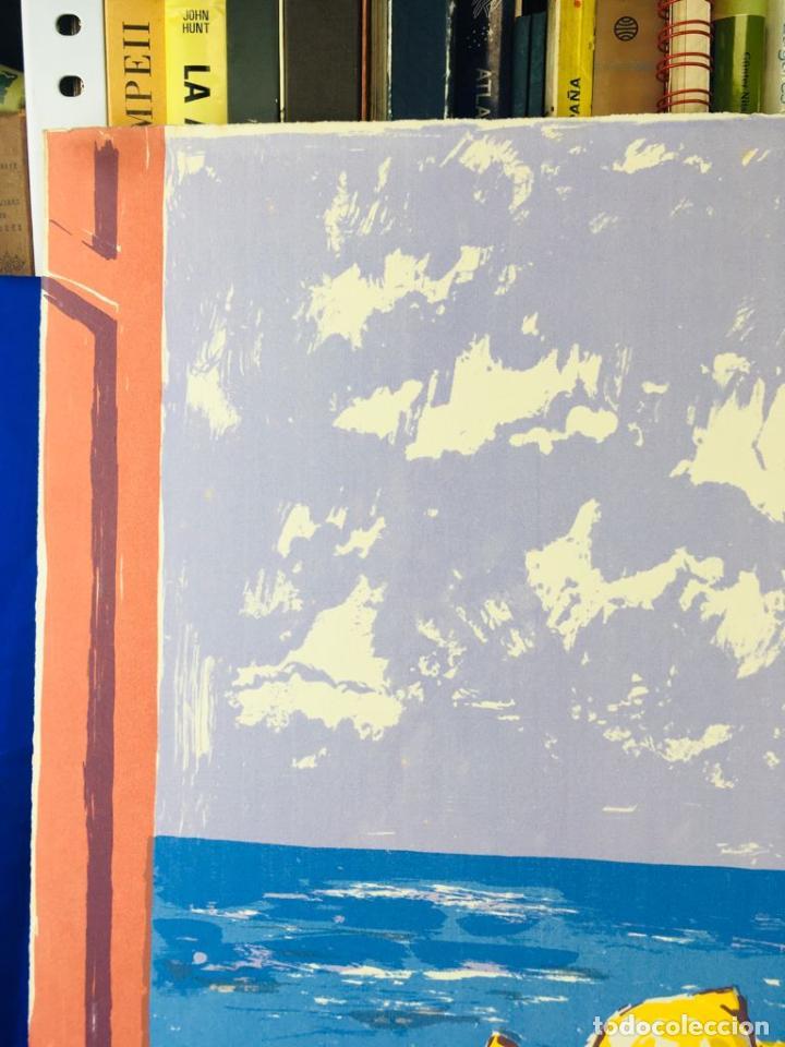 Arte: 5 serigrafias EXPOSICION RECORDANDO A PARRAGA 1999 muñoz barberan, pina nortes avellaneda hernansaez - Foto 29 - 276632263