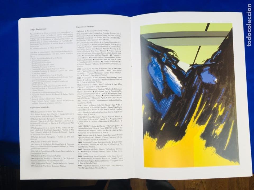 Arte: 5 serigrafias EXPOSICION RECORDANDO A PARRAGA 1999 muñoz barberan, pina nortes avellaneda hernansaez - Foto 37 - 276632263