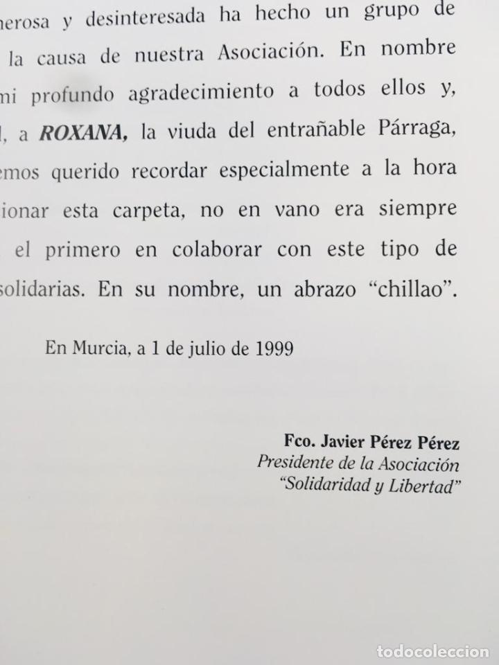Arte: 5 serigrafias EXPOSICION RECORDANDO A PARRAGA 1999 muñoz barberan, pina nortes avellaneda hernansaez - Foto 51 - 276632263