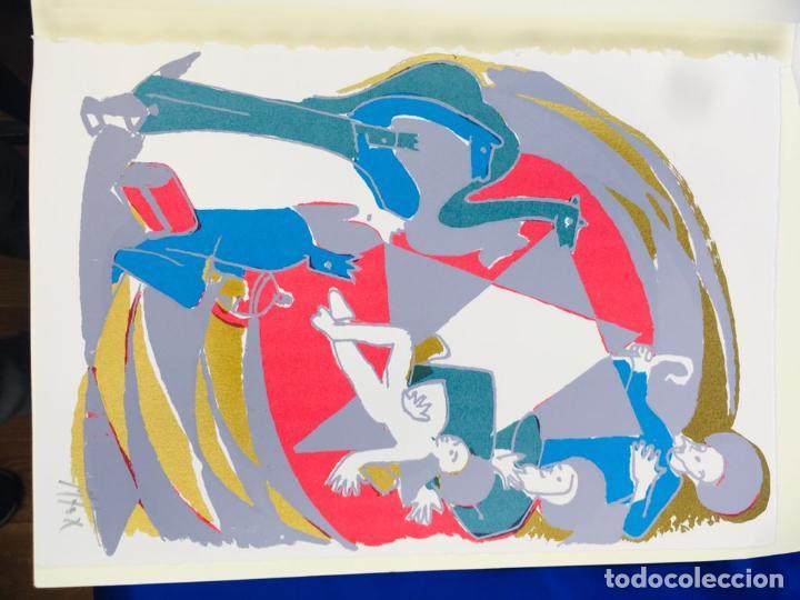 SERIGRAFIA BELEN, JUAN MARTINEZ LAX (Arte - Serigrafías )