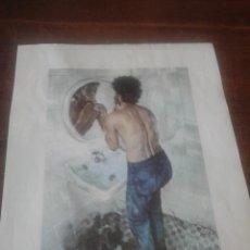 Arte: SERIGRAFIA ANTONIO MAYA CORTÉS. Lote 278692938