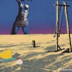 Arte: SERIGRAFIA C. M. KAPER - SCHOMMEL 1976. FIRMADO. ROTTERDAM. Lote 288010493
