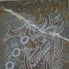 Arte: SERIGRAFÍA EN PIEDRA. Lote 288198913