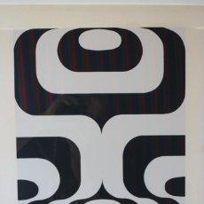Arte: BARBADILLO, MANUEL (1929/2003). SERIGRAFÍA DE 40X60 ENMARCADA EN 53,5X73,5 FIRMADA A LÁPIZ 8/50.. Lote 288335153