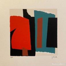 Arte: GERARDO RUEDA- NAVIDAD 1984. Lote 288645748