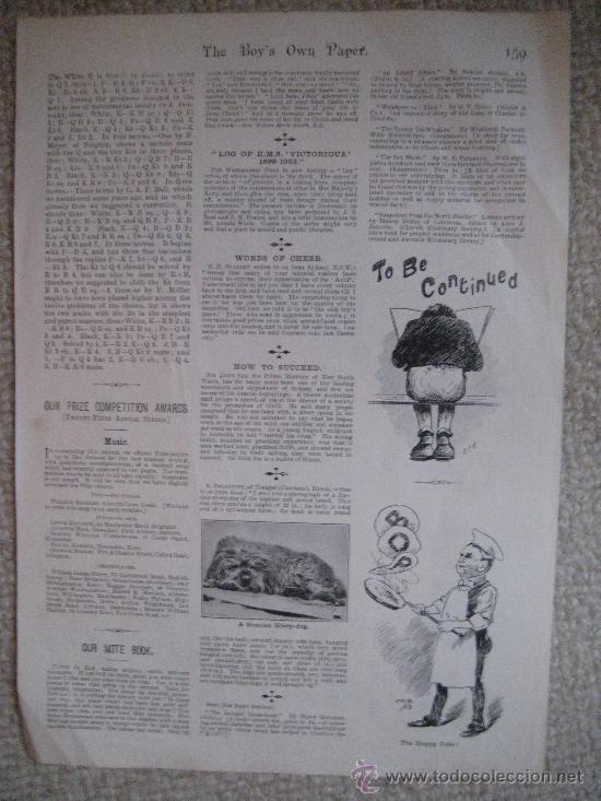 Arte: CRICKET. DEPORTE. Xilografía ca. 1885 - Foto 7 - 26079729