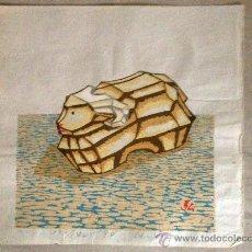 Arte: ESTAMPA JAPONESA, XILOGRAFIAS PROCEDENTES DE OSAKA, JAPÓN.. Lote 38762440
