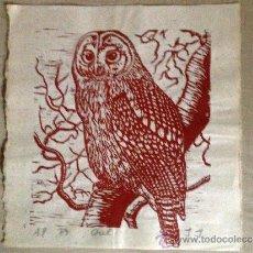 Arte: ESTAMPA JAPONESA, XILOGRAFIAS PROCEDENTES DE OSAKA, JAPÓN.. Lote 38762453