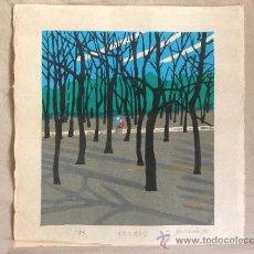 Arte: ESTAMPA JAPONESA, XILOGRAFIAS PROCEDENTES DE OSAKA, JAPÓN.. Lote 38762511