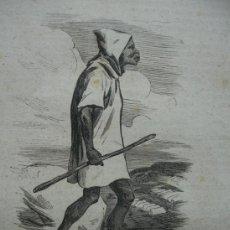 Arte: MORO LOCO 1859. 13X11. Lote 38982982