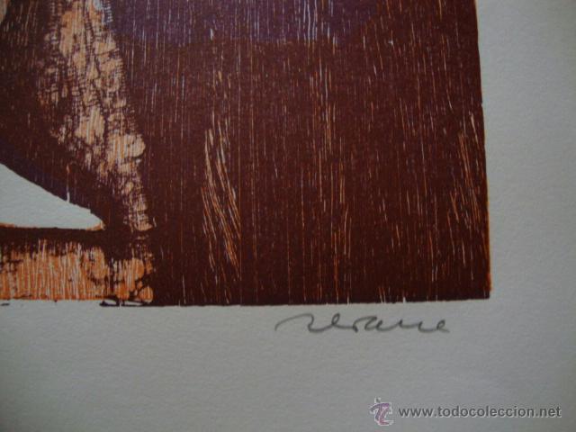 Arte: LUIS SEOANE. NUEVE XILOGRAFOS ARGENTINOS. - Foto 12 - 41015970