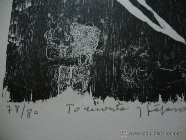Arte: LUIS SEOANE. NUEVE XILOGRAFOS ARGENTINOS. - Foto 15 - 41015970