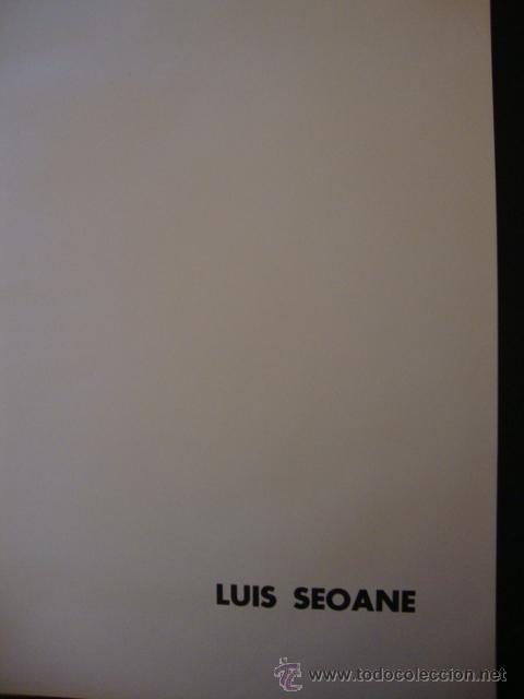 Arte: LUIS SEOANE. NUEVE XILOGRAFOS ARGENTINOS. - Foto 7 - 84388835