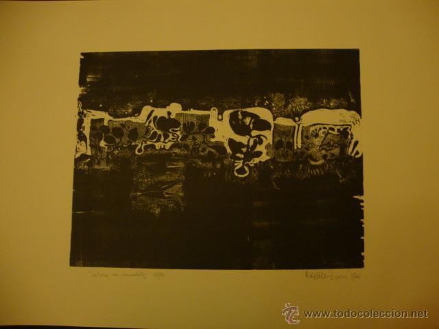 Arte: LUIS SEOANE. NUEVE XILOGRAFOS ARGENTINOS. - Foto 48 - 84388835
