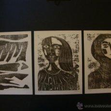 Arte: LUIS SEOANE. LA INSEPULTA DE PAITA.. Lote 41490845
