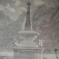Arte: LLAYERS OLOT MONUMENTO DE PUYOL A FUSILADOS EN GUERRA CIVIL. Lote 41837926