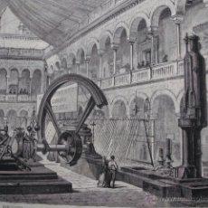 Arte: BARCELONA EXPOSICION GENERAL CATALANA .AÑO 1871. Lote 45310006